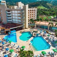 Flats termais em condomínio Apart Hotel de águas termais, hotel in Gravatal