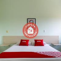 OYO HOTEL COSMÓPOLIS - Próximo ao Hospital Santa Casa da Misericórdia, hotel in Cosmópolis