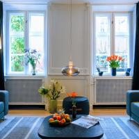 Exceptional Three-bedroom Apartment in Nyhavn - the Iconic Area of Copenhagen