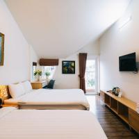 Himalaya Phoenix Dalat Hotel, отель в Далате