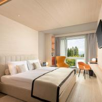 Hotel Vatel, hotel in Martigny-Ville