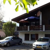 Haus Nussbaumweg 6, hotel in Giswil