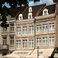 Le Theatre、マーストリヒトのホテル