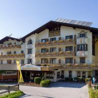 Harmony Hotel Sonnschein, hotel in Niederau