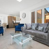 Bracknell Modern and Outstanding 4 Bedroom House, sleeps 8