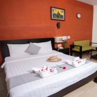 Best Central Point Hotel, отель в Пномпене