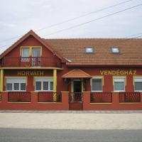 Horvath Vendeghaz, Hotel in Hegyeshalom