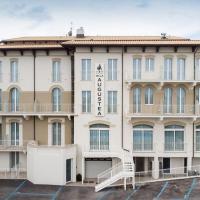 Hotel Villa Augustea, отель в Римини