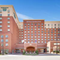 Hilton Garden Inn Oklahoma City/Bricktown, hotel in Bricktown, Oklahoma City