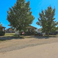 Lakeside Cabins at Echo Beach & Spray Park, hotel em Fort Qu'Appelle