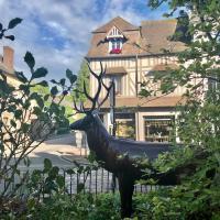 Hôtel de maître, hotel en Lyons-la-Forêt