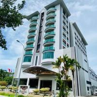 Langkawi Seaview Hotel, hotel in Kuah