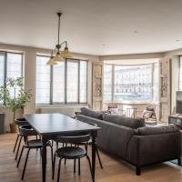 Spacious modern appartments in the heart of Brussels