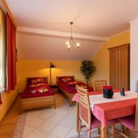 Pension Eric, hotel in Ostrov