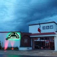 Viesnīca Hotel Maya 2012 pilsētā Amacuzac