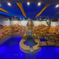 Amira Palace hotel sauna
