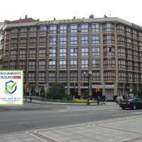 Hotel Begoña, hotel in Gijón