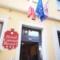 Hotel Cavour Resort, hotell i Moncalieri