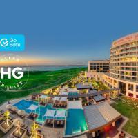 Crowne Plaza Yas Island, an IHG Hotel, hotel in Abu Dhabi