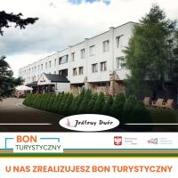 """Pensjonat """"Jodłowy Dwór"""" – hotel w mieście Bieliny"""