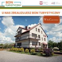 Willa Czarownica – hotel w mieście Nowa Słupia