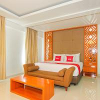 OYO 3765 Lombok Vaganza Hotel & Convention, hotel in Mataram