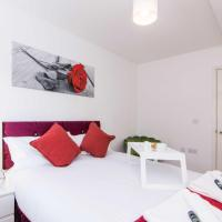 Sublime Stays Fremington Court 2 Bed Apartment Coventry