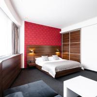 Tempus Club Garni Hotel, hotel poblíž Mezinárodní letiště M. R. Štefánika – Bratislava - BTS, Bratislava
