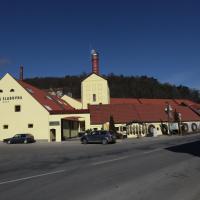 Hotel Sladovna – hotel w mieście Černá Hora