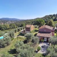 Mutigliano Villa Sleeps 10 Air Con WiFi
