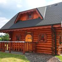 Ubytovanie Koliba Pacho - Zrub Anicka, hotel in Prievidza