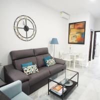 RentalSevilla Elegante apartamento con patio privado