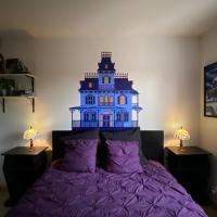 Appartement Frontierland à deux pas de Disneyland, hotel in Bailly-Romainvilliers