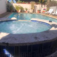Nice Apt , Pool Jacuzzi Near AirPort, Beaches, hotel in Carolina