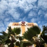 Accra City Hotel, hotel in Accra