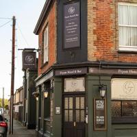 Fryatt Hotel & Bar, hotel in Harwich