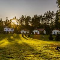 Gospodarstwo Agroturystyczne Zacisze – hotel w mieście Ruś