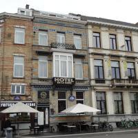 Hotel de la Gare Aalst, hotel in Aalst