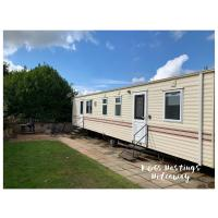3 bedroom Caravan on Combe Haven Holiday Park