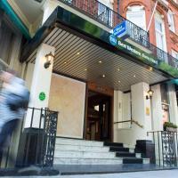 Best Western Burns Hotel Kensington, hotel in Earls Court, London