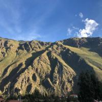 Vista Andina Ollantaytambo, Cusco