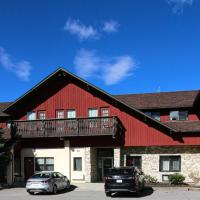 Bighorn Inn & Suites, hotel in Canmore