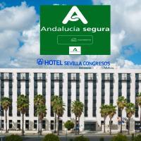 M.A. Hotel Sevilla Congresos, hotel cerca de Aeropuerto de Sevilla - SVQ, Sevilla
