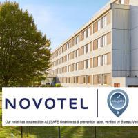 Novotel Antwerpen, hotel v Antwerpnu