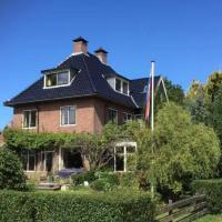 Prachtige villa aan het Spaarne, hotel in Haarlem