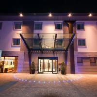 Winter Garden Hotel Bergamo Airport, hotel in Grassobbio