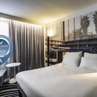 Novotel Saint-Étienne Centre Gare Châteaucreux、サン・テティエンヌのホテル