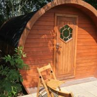 Idyllic Glamping Pod in the Kent Countryside