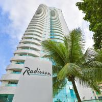 Radisson Recife, hotel in Boa Viagem, Recife
