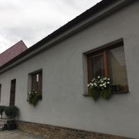 U Tabáčka, hotel in Hradčovice